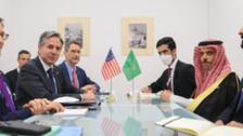 گفتگوی وزرای خارجه سعودی و آمریکا درباره «دخالتهای ویرانگرایران» در منطقه