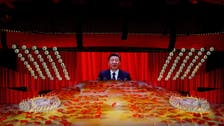 China's Xi stresses loyalty as Communist Party prepares for hundredth anniversary