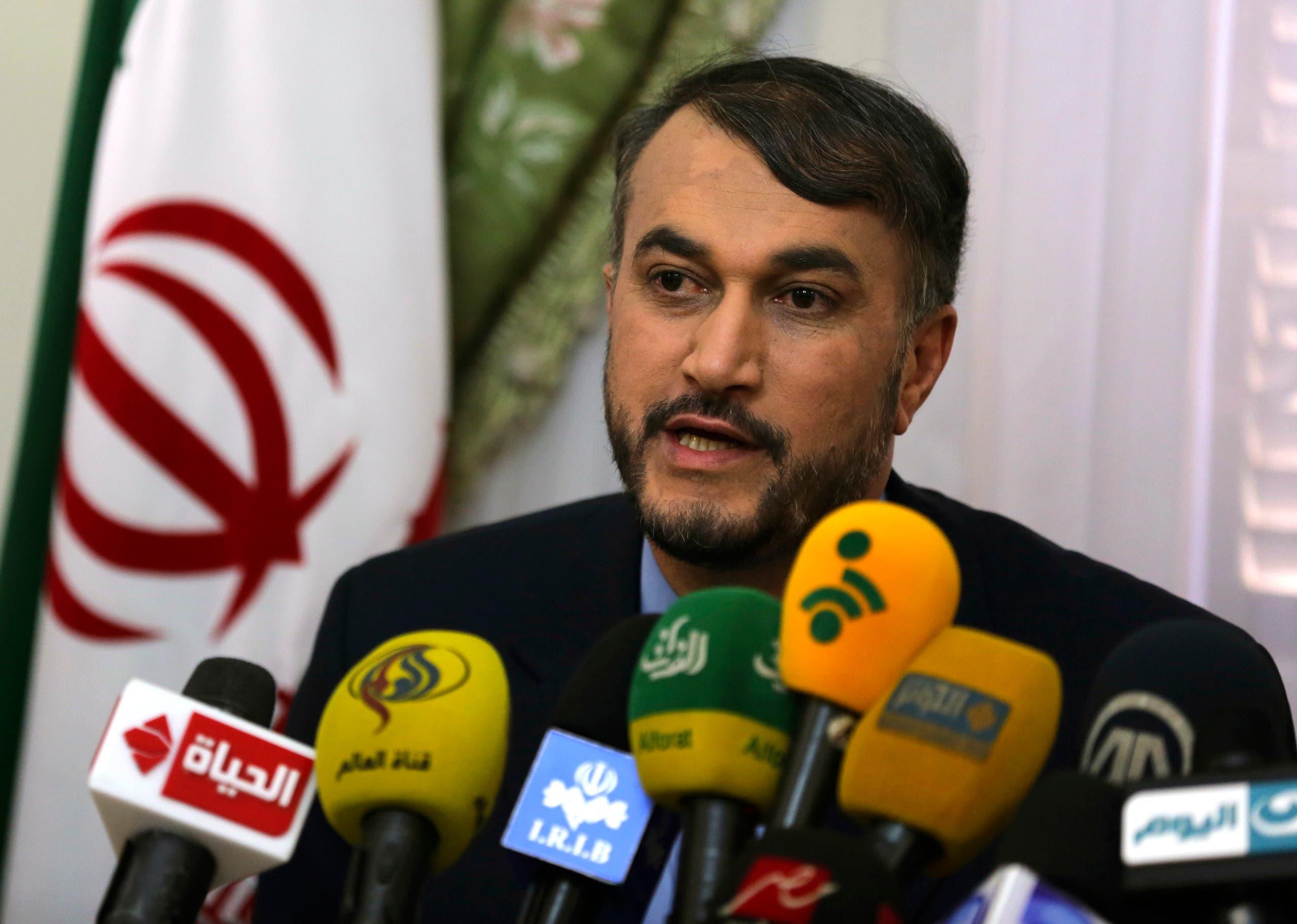 حسين أمير عبد اللهيان  (رويترز)