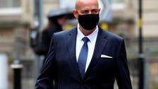 UK policeman sentenced to 8 years for football star's killing