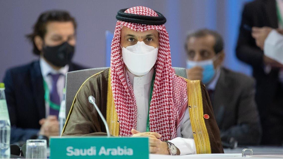فیصل بن فرحان وزیر امور خارجه سعودی