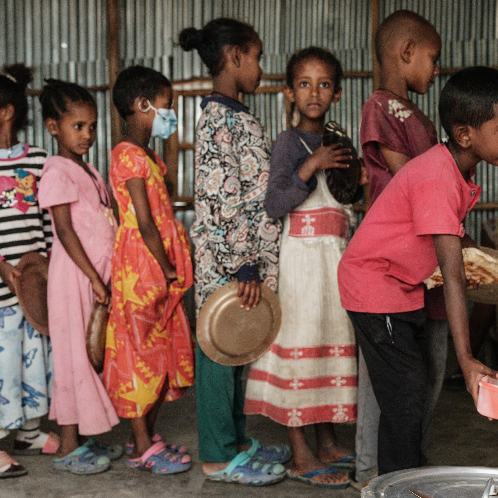 واشنطن: حكومة إثيوبيا تسببت بمجاعة في إقليم تيغراي