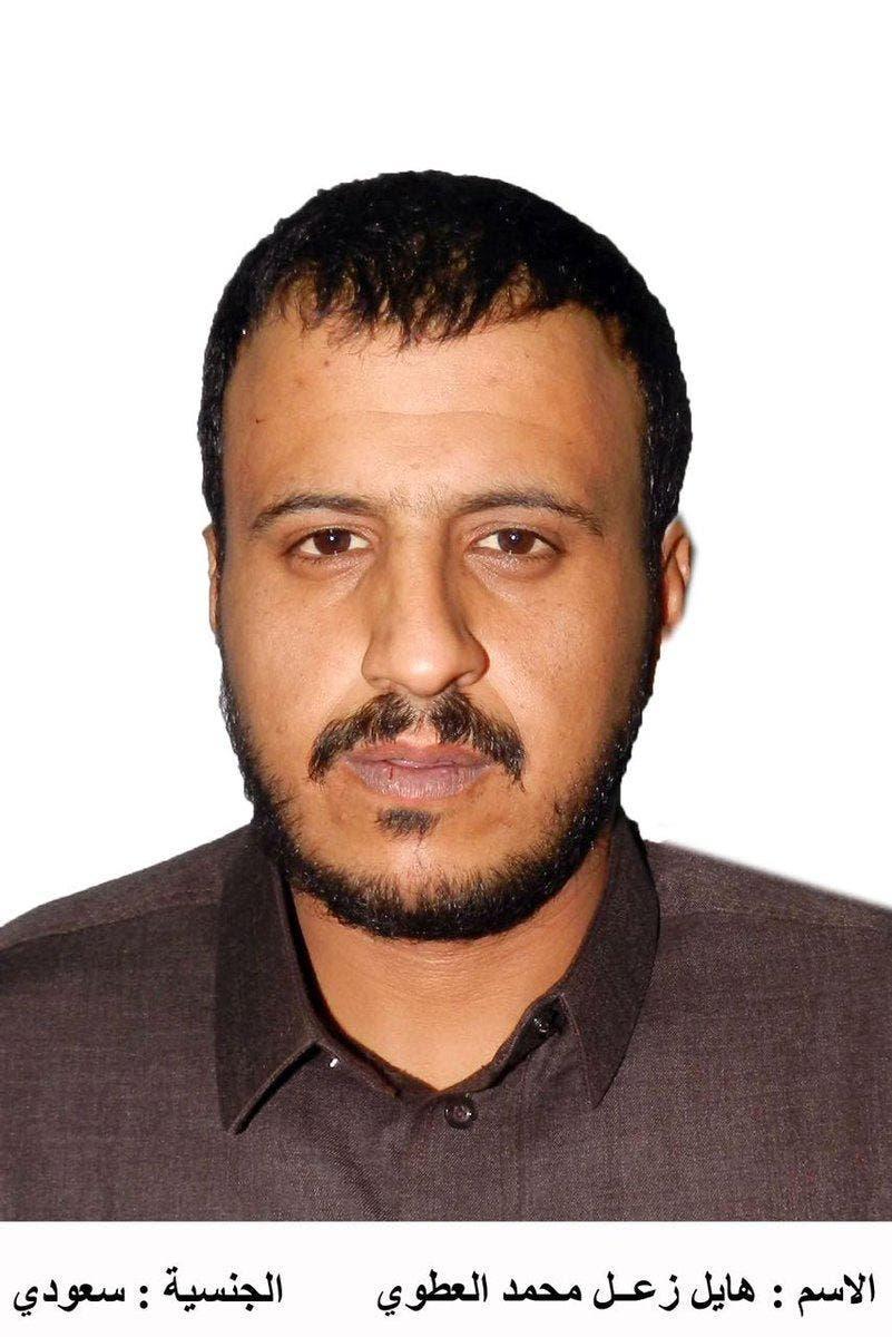 هايل بن زعل بن محمد العطوی