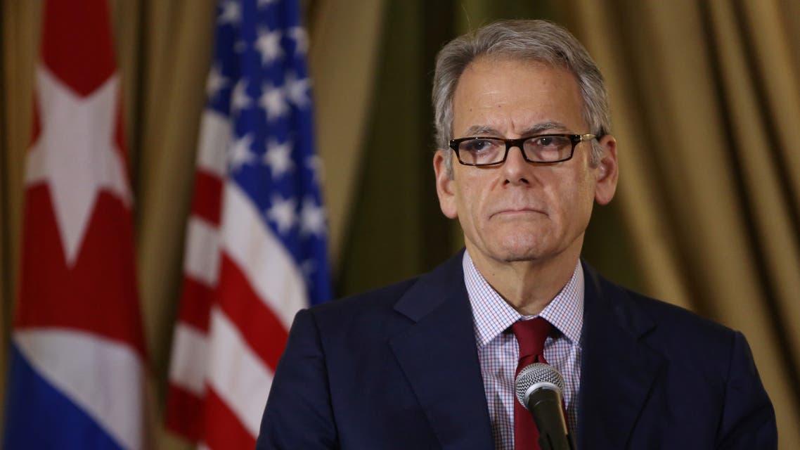 جيفري ديلورينتس نائب مبعوث الولايات المتحدة لدى الأمم المتحدة  (رويترز)