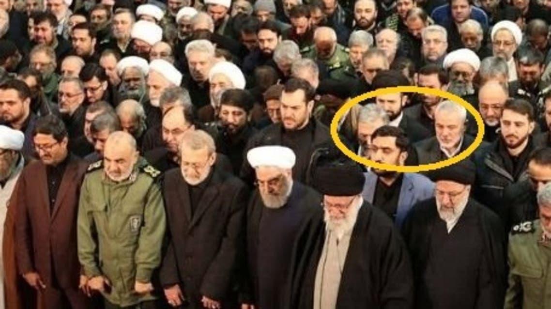 haniyeh_Soleimani's-funeral