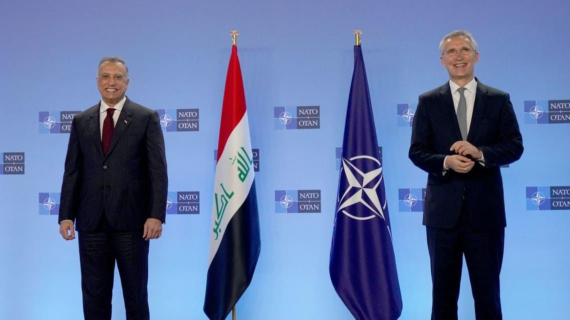 الكاظمي والناتو