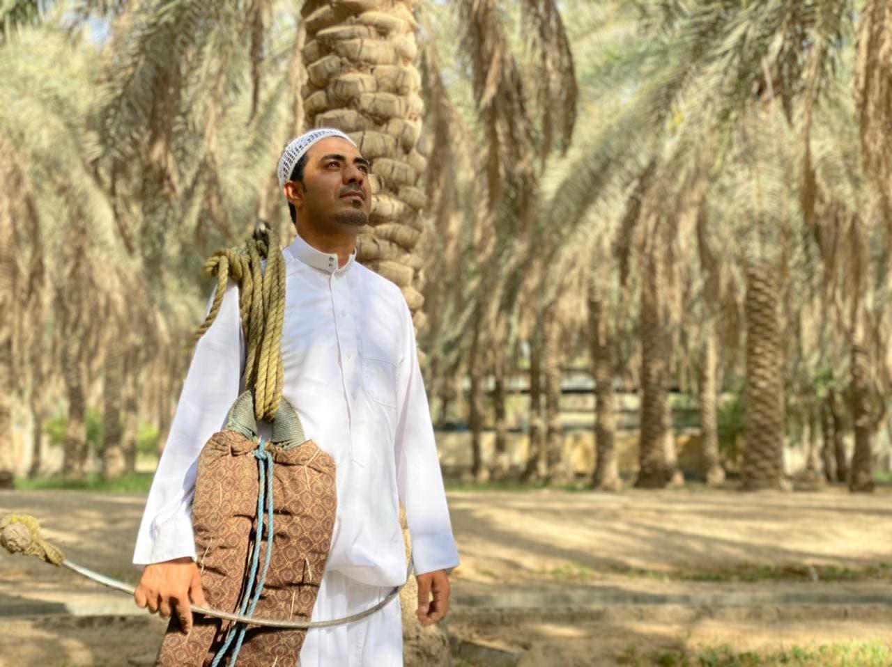 الاحساء کے کسان جعفر الجبران