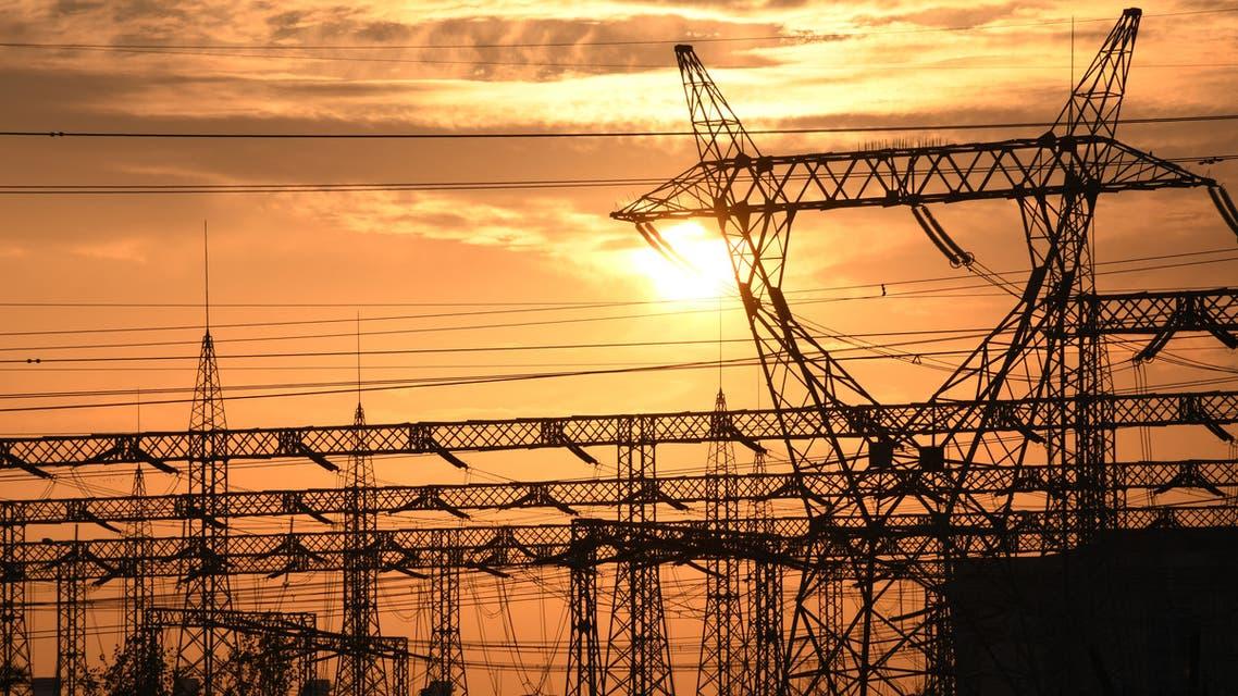 محطة كهربائية يف العراق (فرانس برس)