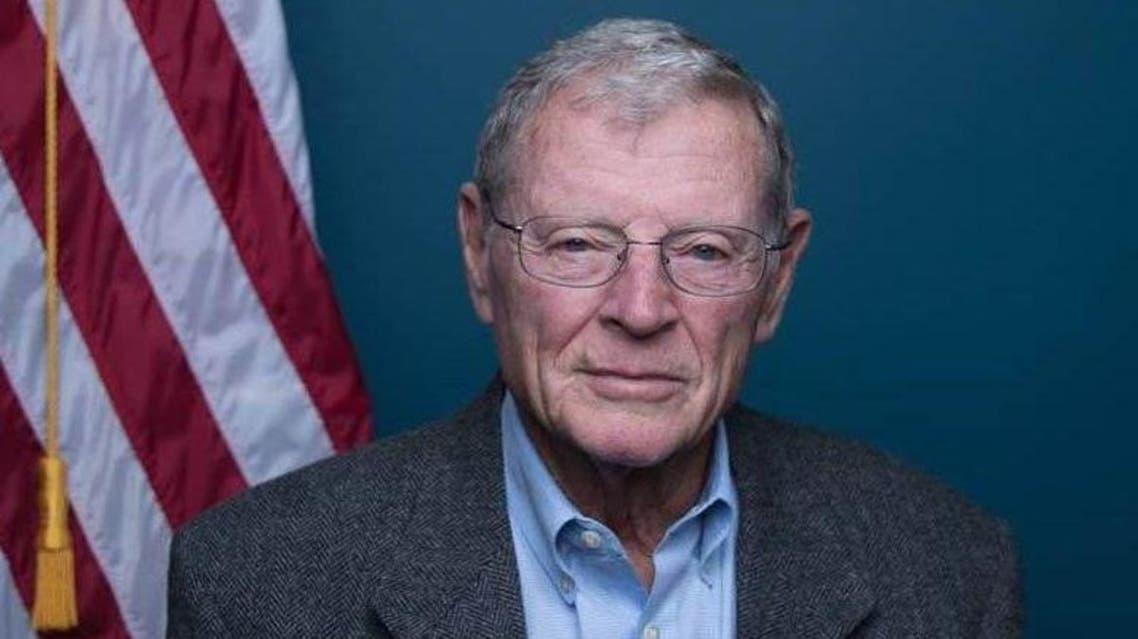 U.S. Sen. Jim Inhofe (R-Okla.)