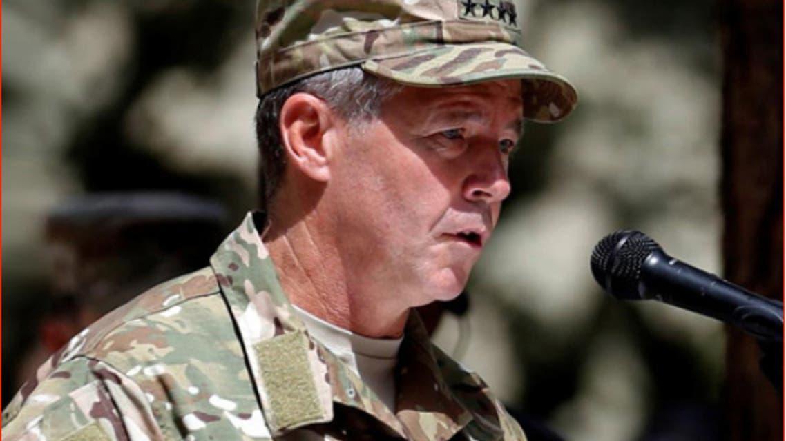 سکات میلر، فرمانده نیروهای آمریکایی در افغانستان