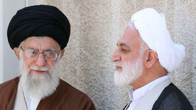 محسنی اژهای و علی خامنهای