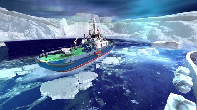 ذوبان جليد المتجمد الشمالي يكشف عن ثروة نفطية ضخمة