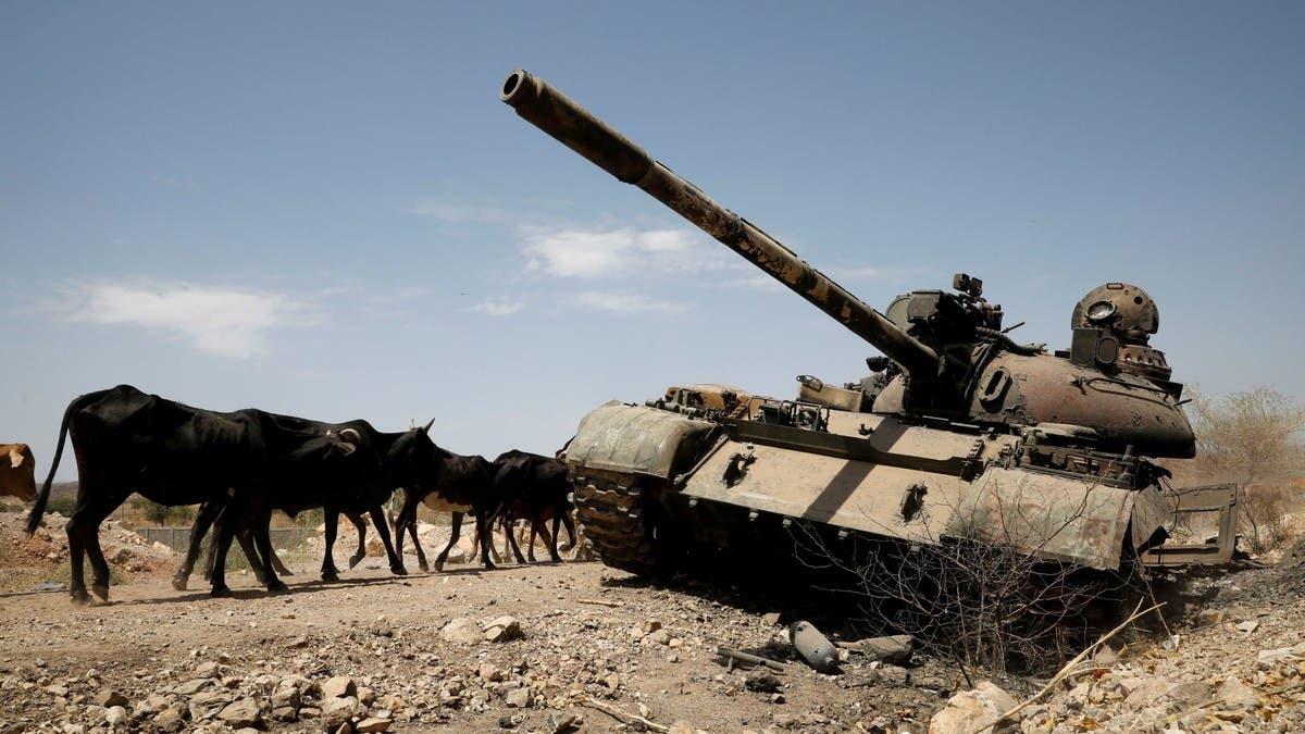 ناشيونال إنترست: الصواريخ الصينية والطائرات الإيرانية في إقليم تيجراي