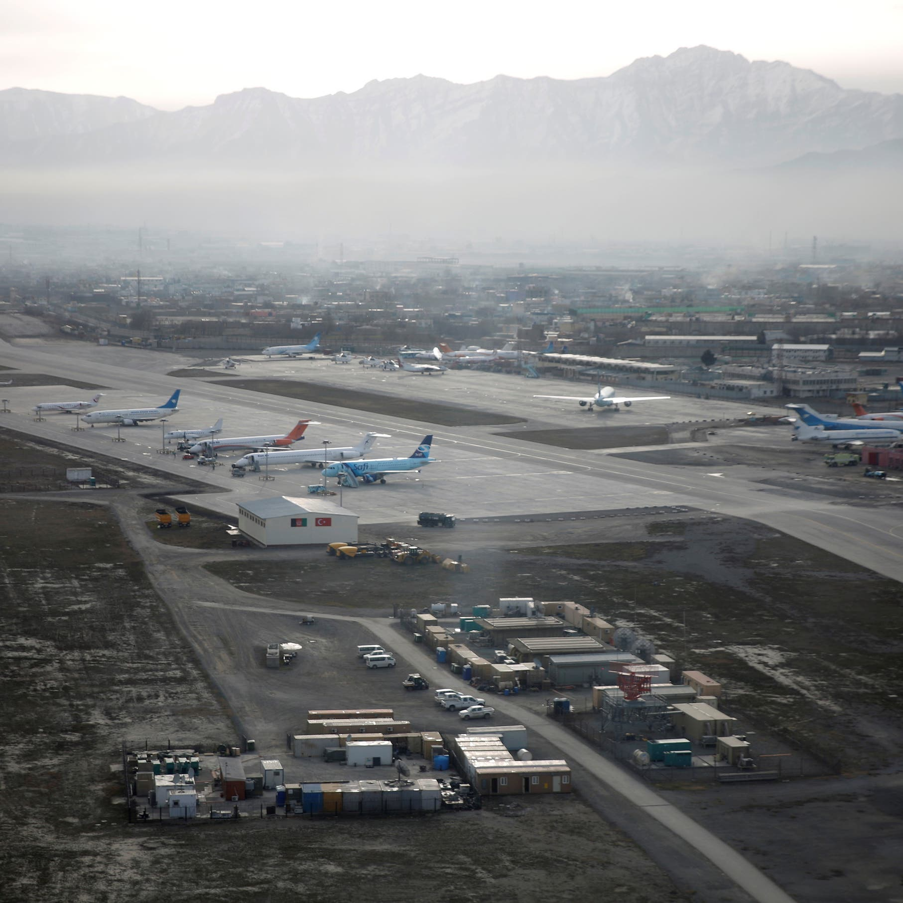 Turkey says no decision made yet on talks about Kabul Airport
