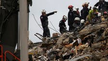 Florida apartment building collapse toll rises to 20, including seven-year-old girl