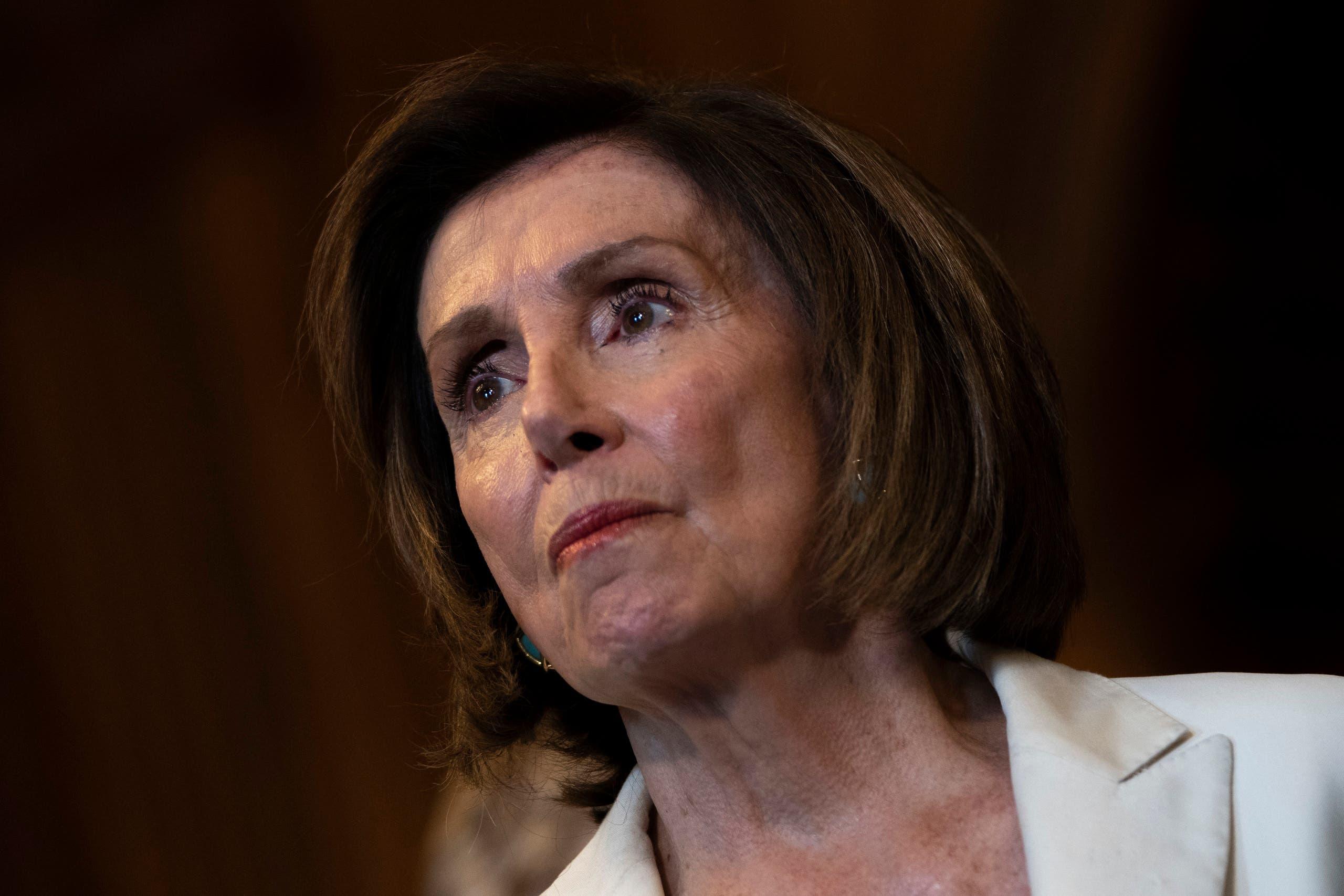 رئيسة مجلس النواب الأميركي نانسي بيلوسي