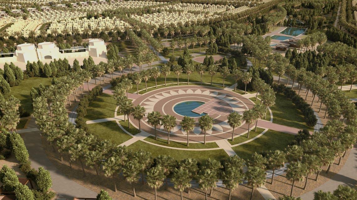 مشروع المشرقية شرق الرياض