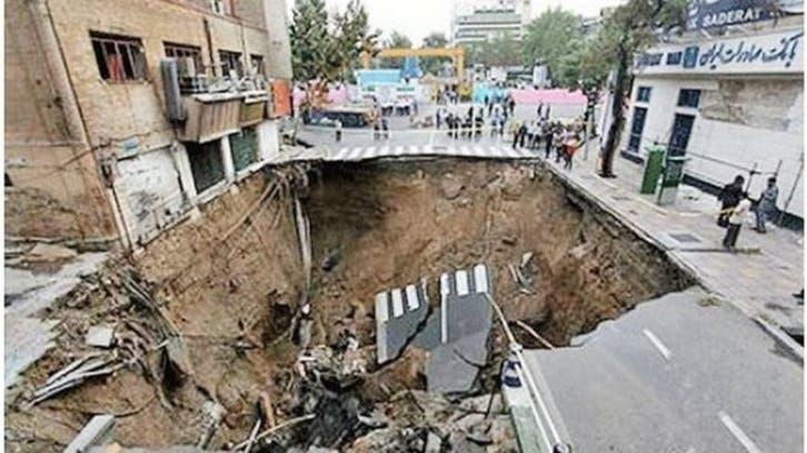 هشدار «اینتل لب» به فرونشست زمین در تهران
