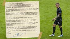 تونی کروس از تیم ملی آلمان خداحافظی کرد