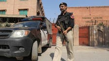 Pakistani policeman arrested for killing man acquitted of blasphemy