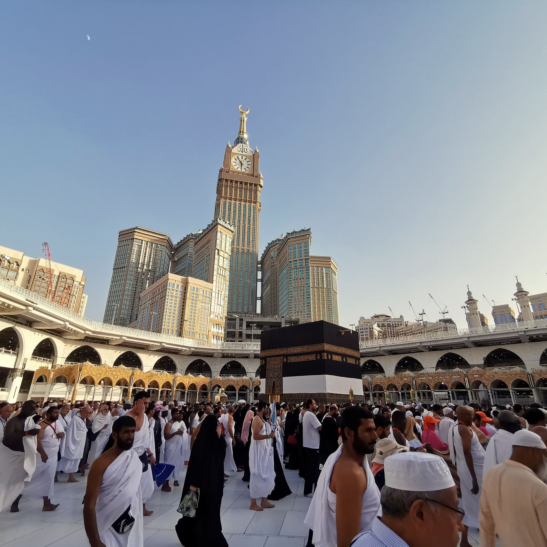 Saudi Arabia selects 60,000 people to perform Hajj amid ongoing COVID-19 rules