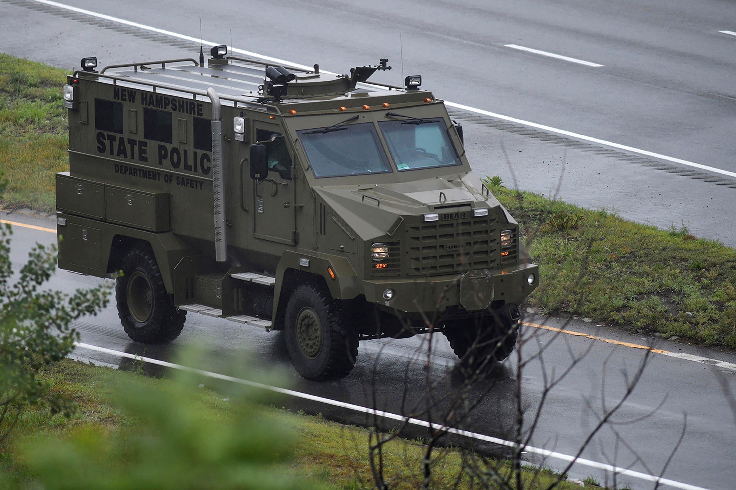 تعزيزات لشرطة ماساشوستس بحثاً عن المشتبه بهم