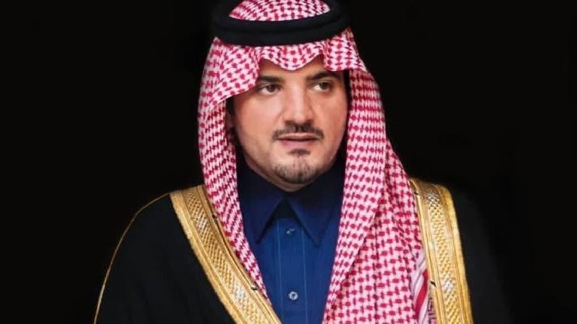 وزير الداخلية السعودي الأمير عبدالعزيز بن سعود بن نايف بن عبدالعزيز..