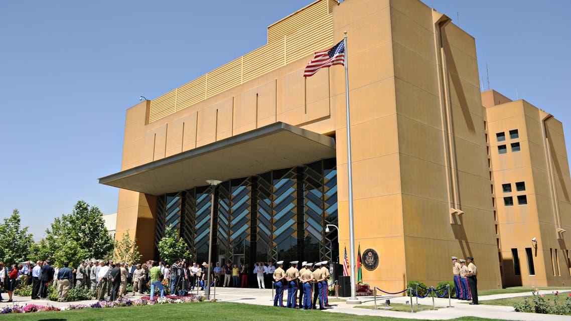 السفارة الأميركية في كابول - أرشيفية فرانس برس