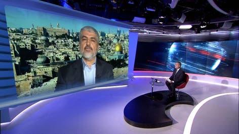 مقابلة خاصة مع خالد مشعل رئيس المكتب السياسي لحركة حماس في الخارج