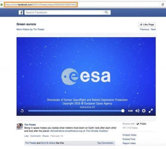 لحفظ مقاطع الفيديو في فيسبوك.. اتبع هذه الخطوات البسيطة
