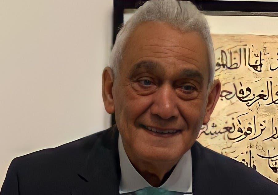 عراقی خطاط عبدالغنی العانی