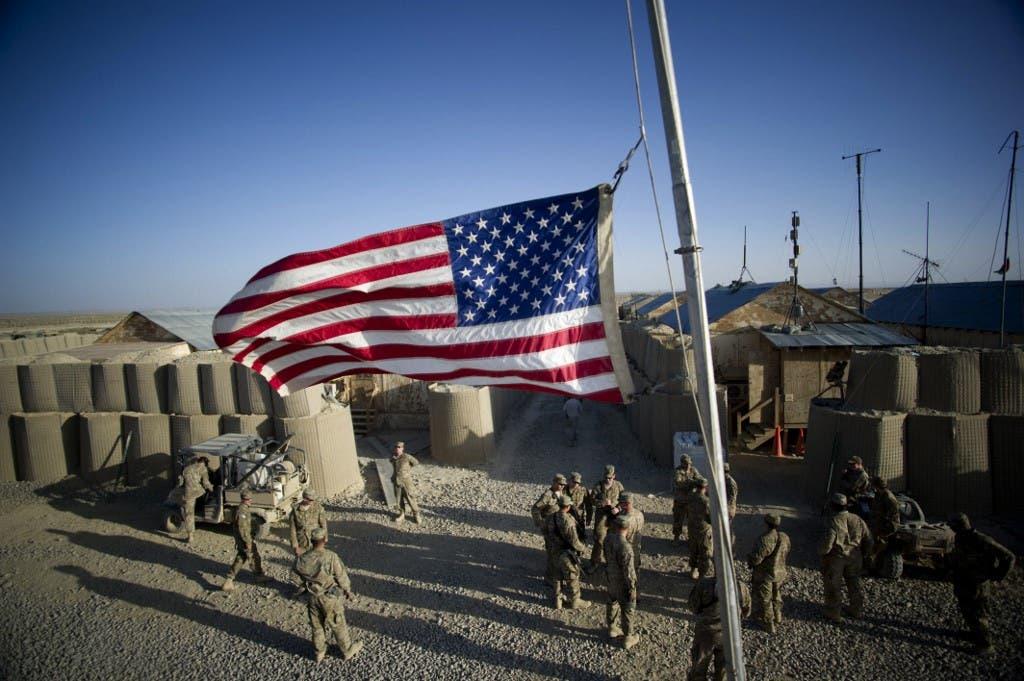 جنود أميركيون في كابول - فرانس برس