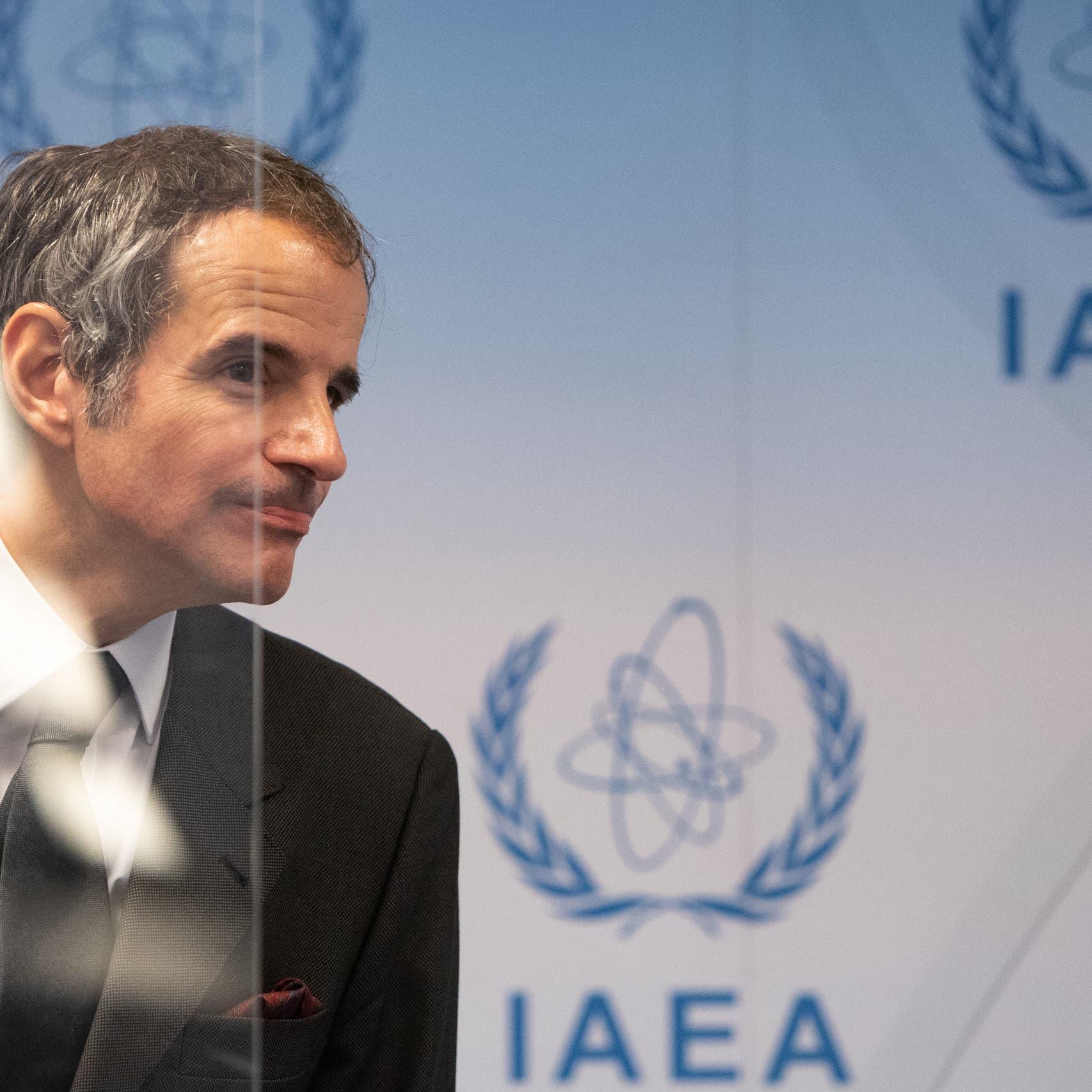 الوكالة الذرية: إيران تنتج المزيد من معدن اليورانيوم
