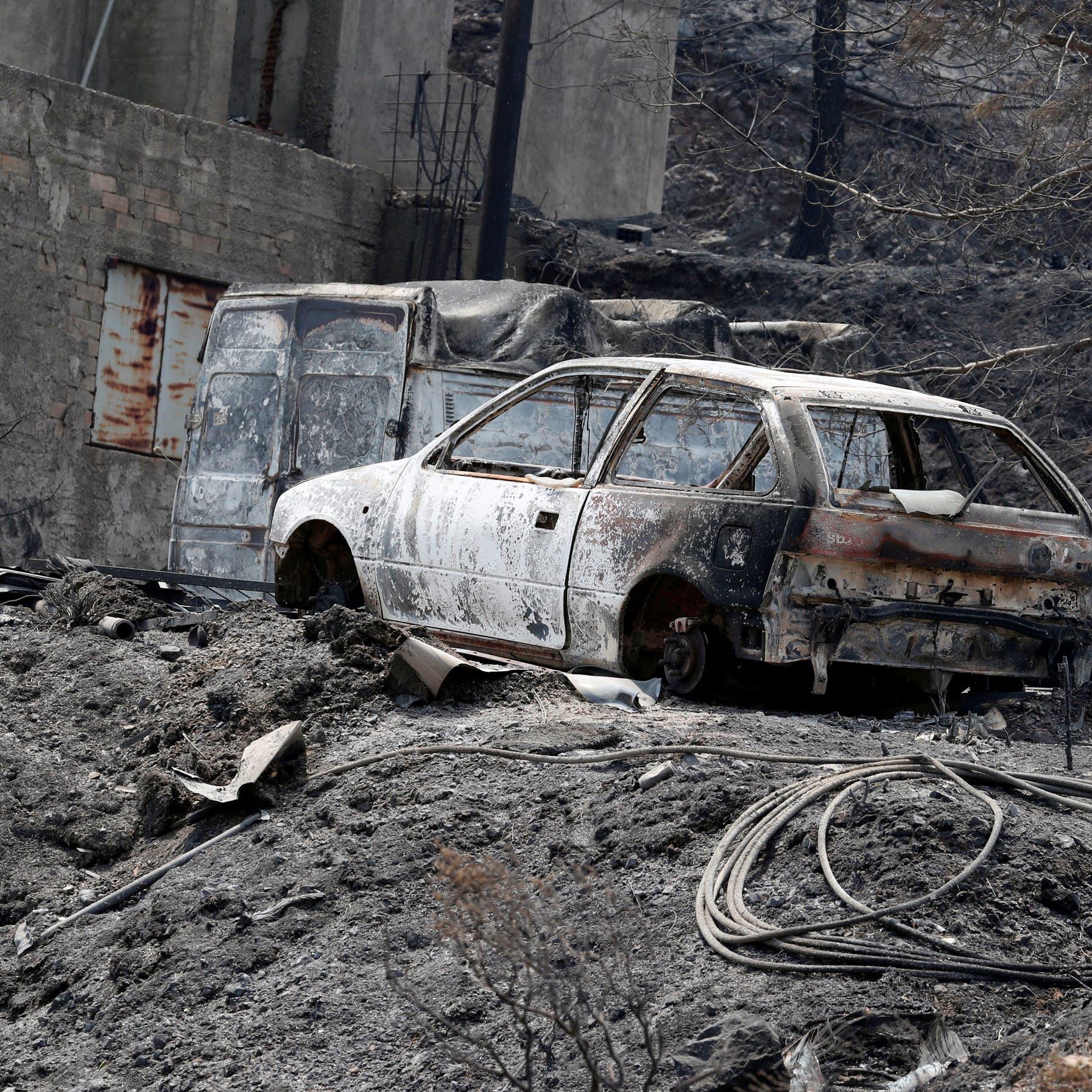 تفاصيل تفحم 4 مصريين بغابات قبرص.. هكذا وقع الحادث