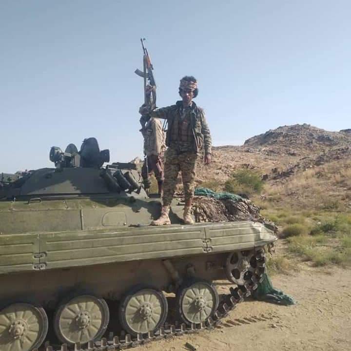 """حرر مديرية """"الزاهر"""".. الجيش اليمني يزحف نحو مدينة البيضاء"""