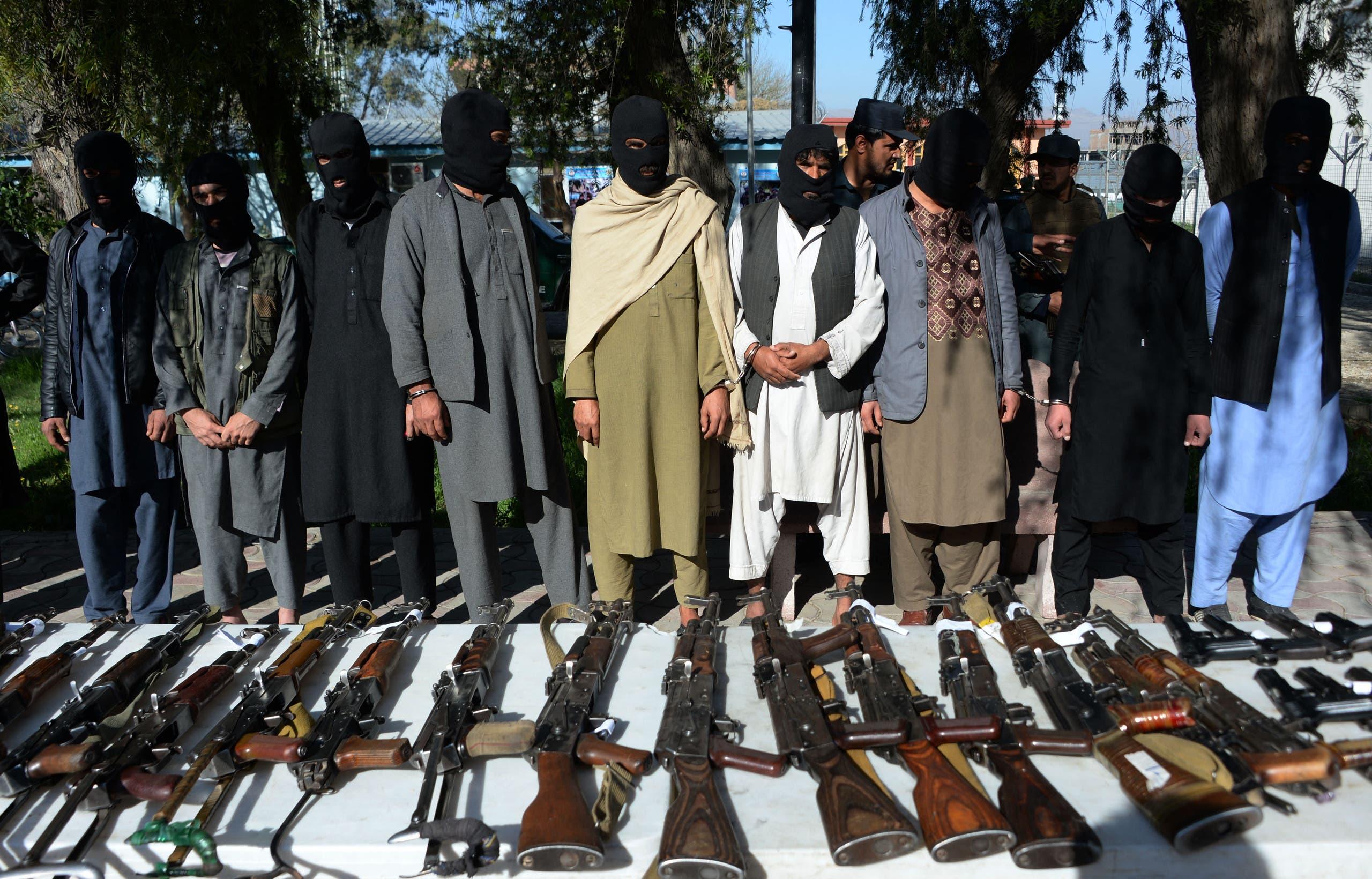 عناصر من طالبان (أرشيفية- فرانس برس)