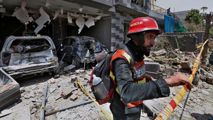 پاکستان کا بھارت کی خفیہ ایجنسی 'را'پرلاہور میں کاربم دھماکے میں ملوّث ہونے کا الزام