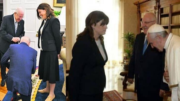 اسرائیلی خاتون جس کے آگے سپر پاور کا صدر جھکنے پر مجبور ہو گیا !