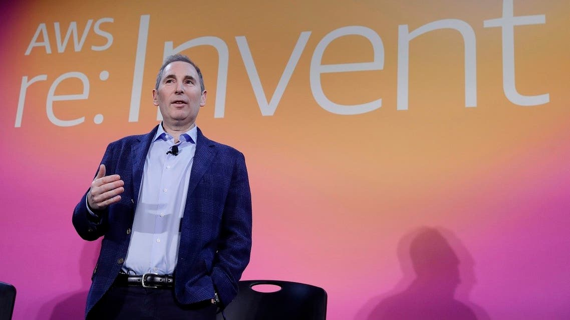 File photo of Andy Jassy,  who ran Amazon's cloud-computing business. (AP)