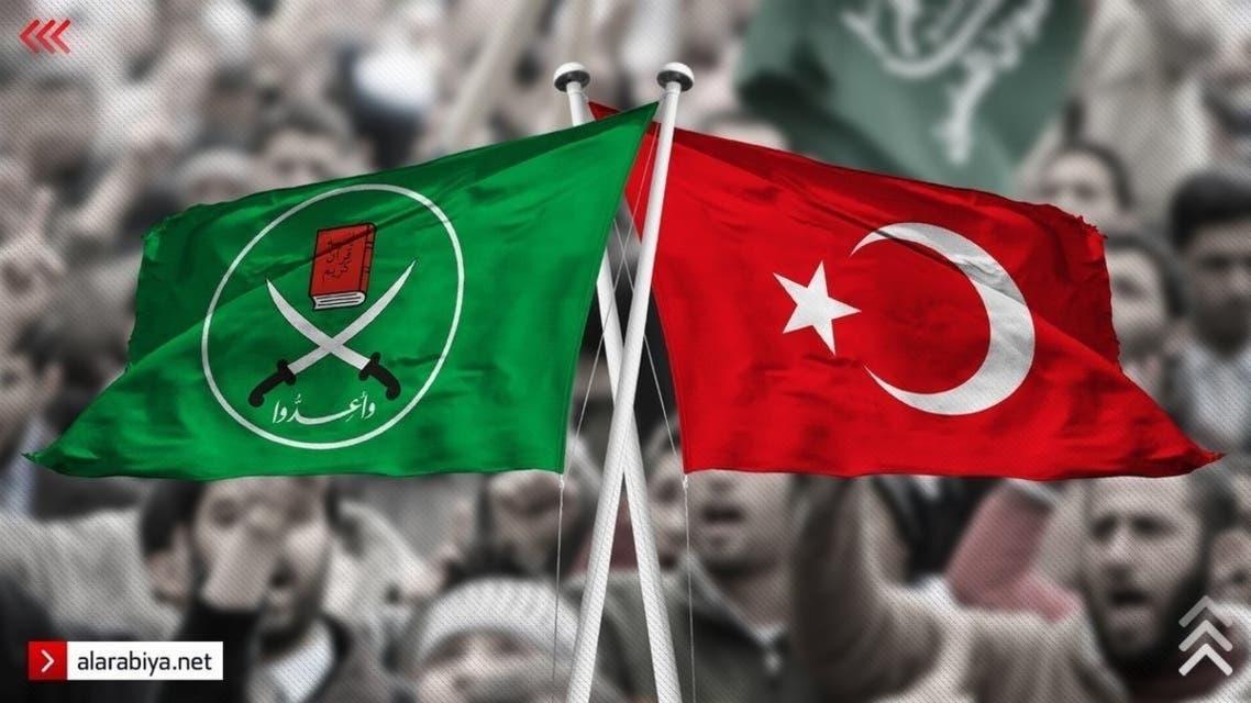 اخوان و ترکیه