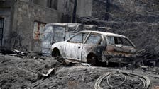 Cyprus forest fire 'under full control' after leaving four Egyptian laborers dead