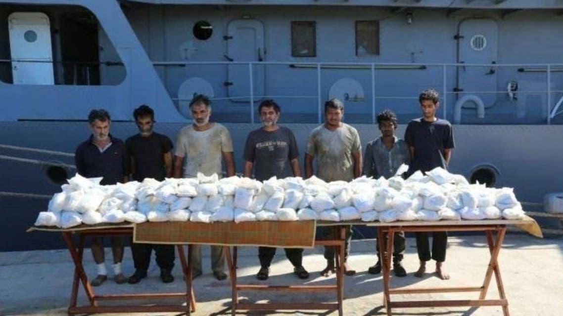 صور المتهمين بقضية جلب المخدرات إلى مصر