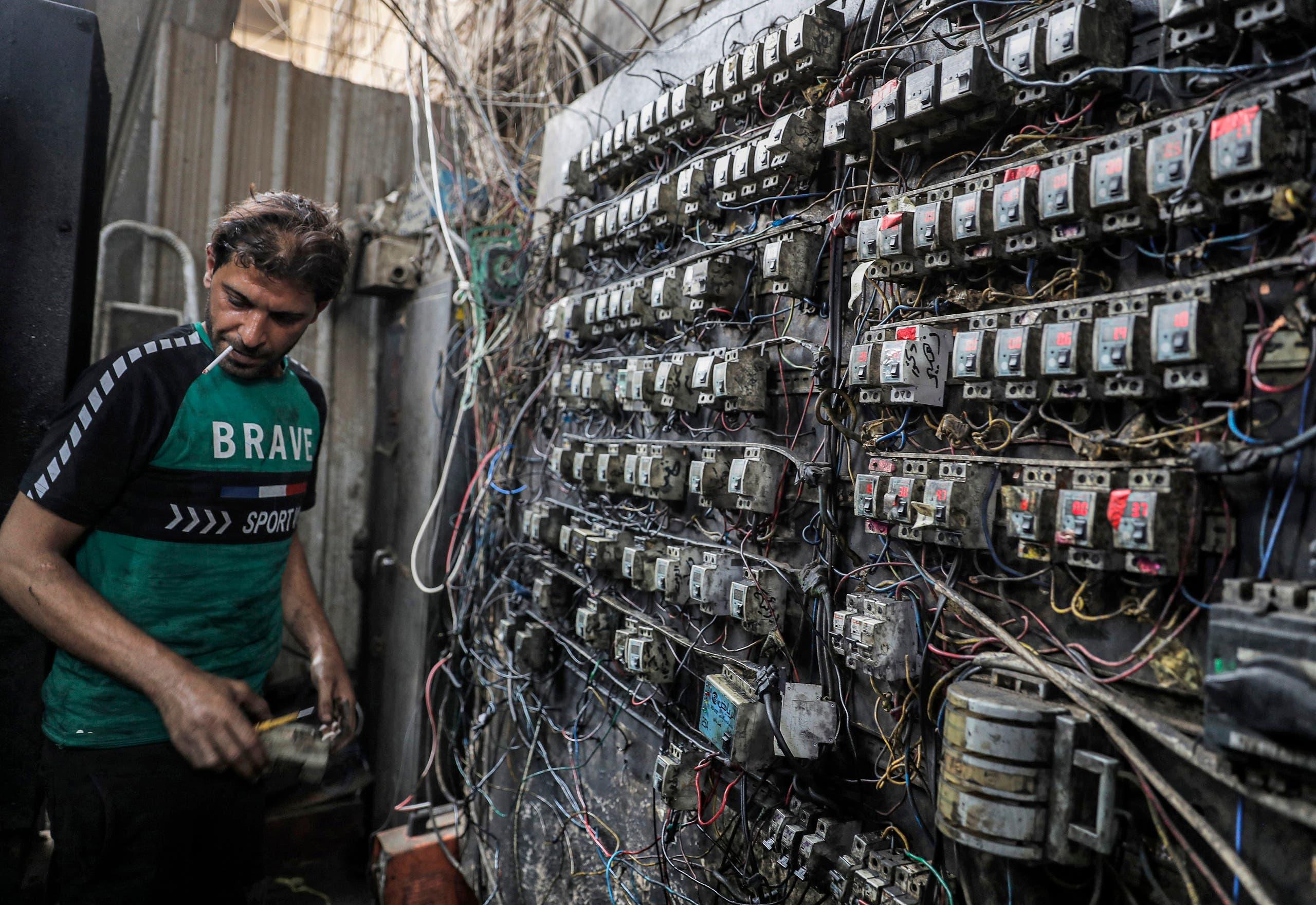 كهرباء العراق (فرانس برس)