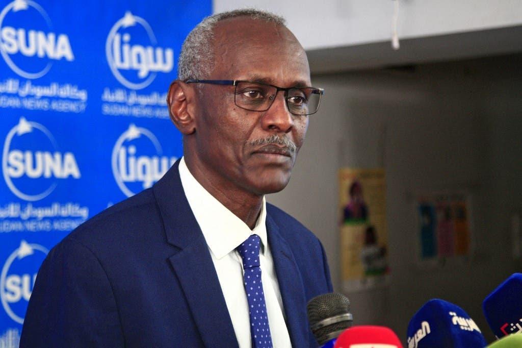 وزير الري السوداني ياسر عباس