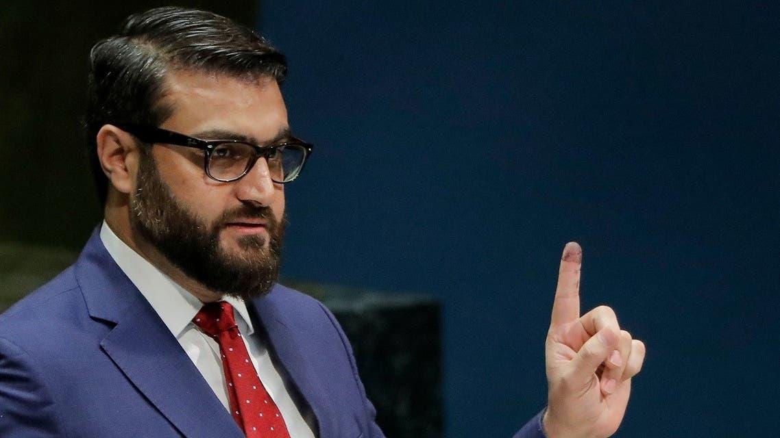 Afghanistan's National Security Advisor Hamdullah Mohib. (File photo: Reuters)