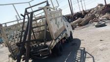 حمله با راکتهای کاتیوشا به پایگاه «عین الاسد» در عراق