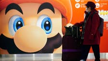 As gaming activity surges, Nintendo unveils updated Switch game console