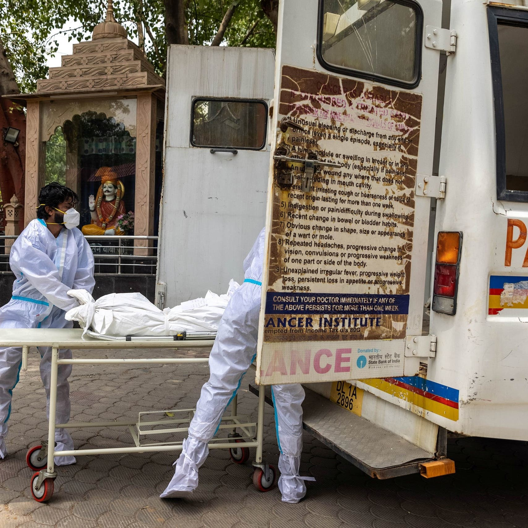 India's COVID death toll hit record in June after calls for more accurate data