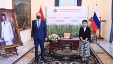 Russian, Indonesian diplomats back ASEAN consensus on Myanmar peace