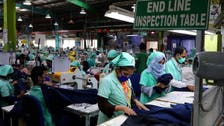 Bangladesh exports rise 15 pct to $38.76 bln as global demand for garments rebounds